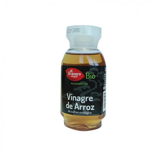 Aceto di Riso Bio El Granero Integral, 250 ml