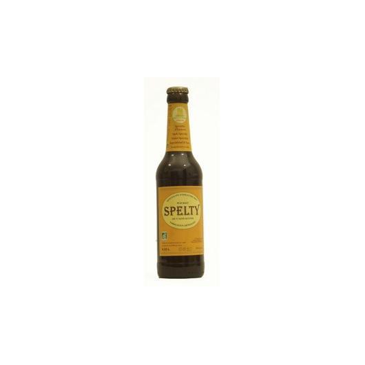 Bière d'épeautre sans alcool Spelty Moulin des Moines, 33 cl