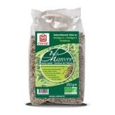 Graines de chanvre Celnat, 250 g