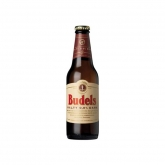Cerveja Malteada Dark 0% Bio, Budels, 30 cl