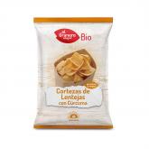 Chips di lenticchie BIO El Granero Integral, 65 g