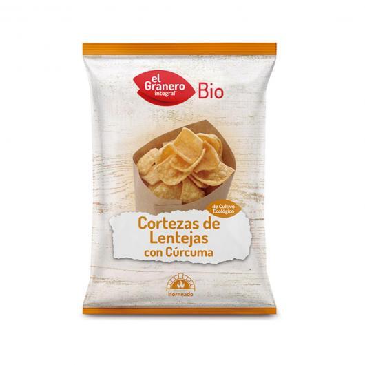 Chps di Lenticchie bio El Granero Integral, 65 g