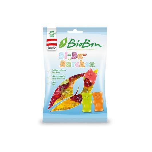 Gominolas Ositos Con Fruta Bio Bon, 100 gr