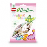 Gommmosi Dinosauri Yogurt Bio Bon, 100 gr
