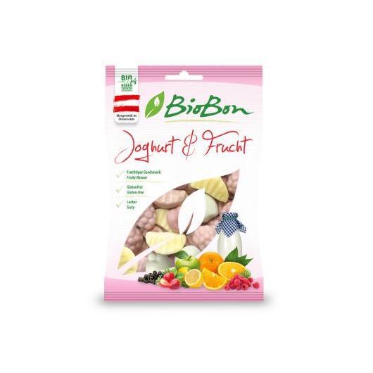 Gominolas Yogur y Fruta Bio Bon, 100 gr