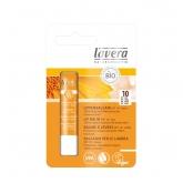Balsamo labbra Sun Sensitiv FP10 Lavera, 4.5g