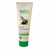 Crema Hidratante 24 horas Neobio, 50ml
