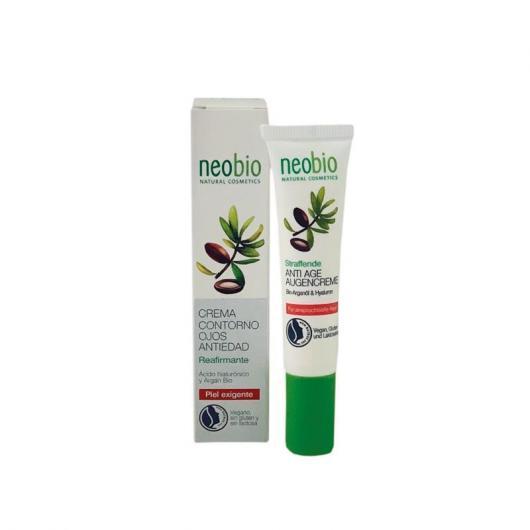 Crème contour des yeux Neobio, 15 ml