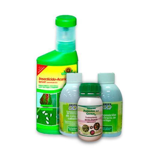 Pack tratamiento ecológico