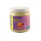 Crema  de Almendras blancas bio Monki, 330 g