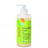 Detersivo per piatti liquido al limone per lavaggio a mano, Sonett 300ml