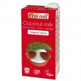 Bevanda di cocco e cacao Ecomil 1L