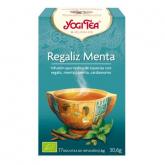 Yogi Tea BIO liquirizia e menta, 17 bustine