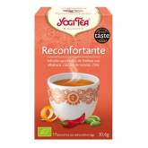 Yogi Tea BIO Confortante, 17 bustine