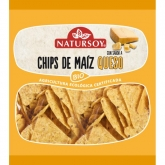 Chips di mais e formaggio BIO 75 g, Natursoy