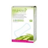Proteggi slip anatomico 100% cotone ECO Masmi, 24 unità