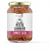 Pesto BIO com cánhamo e tomate seco Holoslife, 140 g