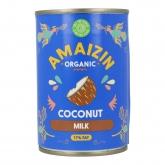 Latte di cocco, Amaizin