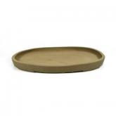 Piatto ovale Yinchuan 35 cm