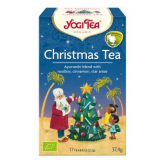 Yogi Tea BIO Natale, 17 bustine