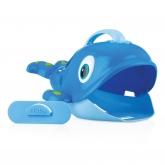 Balena raccogli giocattoli Nuby 1 unità