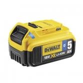 Batería XR 18V Li-Ion 5.0 Ah Bluetooth DCB184