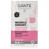 Maschera Idratante per Pelli Secche SANTE 2 x 4 ml