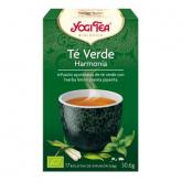 Yogi Tea BIO Tè Verde Armonia, 17 bustine