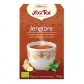 Yogi Tea BIO Zenzero, 17 bustine