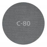 5 abrasivi retinati velcrati ø 180 mm