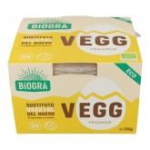 Vegg, sostituto BIO vegetale dell'uovo Biogrà, 250 g