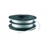Reposição carretel + fio 2X6m 1,5mm Black & Decker A6495