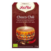 Yogi Tea BIO Chocolate Chili, 17 bustine