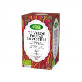 Tè Verde Frutti Silvestri piramidi Artemis, 20 filtri