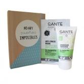 Set per cura facciale - pelle sensibile Sante