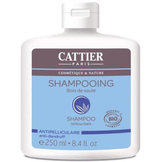 Shampooing antipelliculaire à la saule Cattier, 250 ml