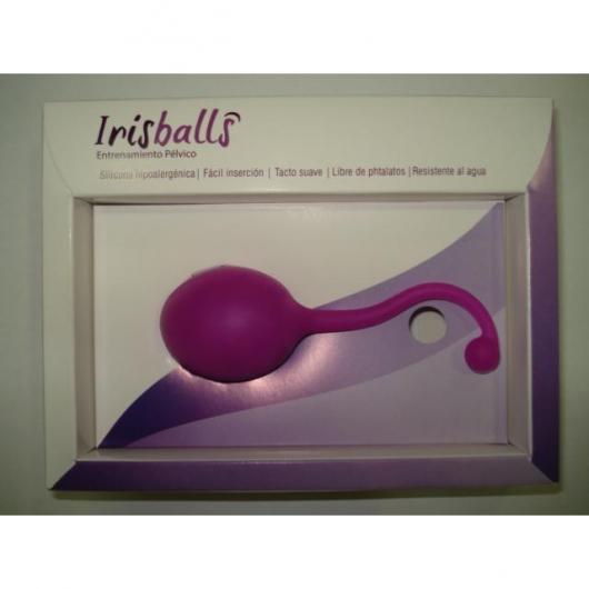 Boules chinoises pour plancher pelvien Irisballs, 1 boule