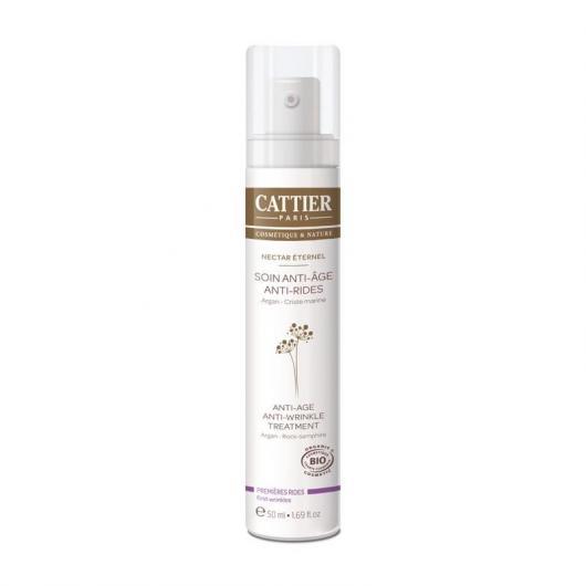 Crème antirides Nectar Eternel Cattier, 50 ml