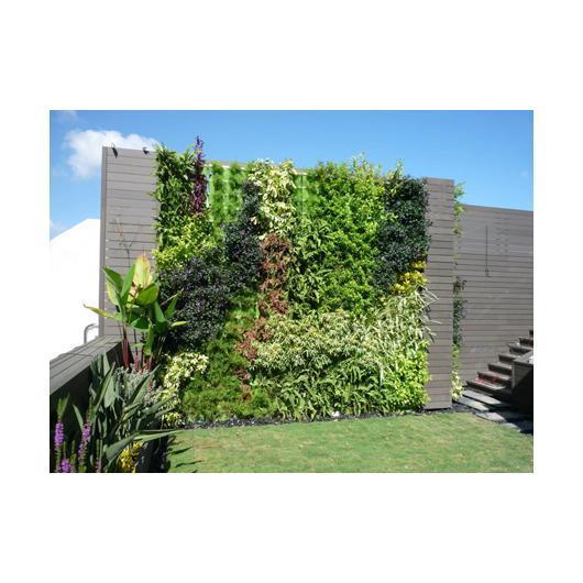 Giardino verticale minigarden grigio per 49 95 in - Moduli per giardino verticale ...