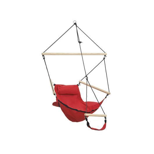 Hamac siège Swinger rouge