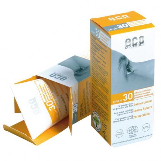 Protector solar FPS 30 EcoCosmetics, 75ml