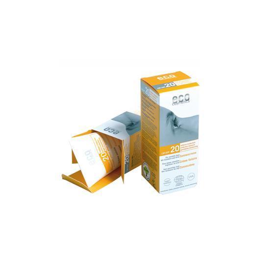 Écran solaire SPF 20 EcoCosmetics, 75 ml