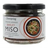 Mugi miso não pasteurizado bio (cevada, frasco de vidro), Clearspring, 300 g