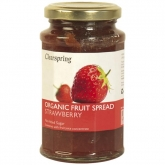 Marmellata di fragole Clearspring, 290 g