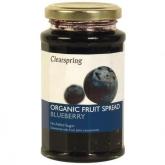 Marmellata di mirtilli Clearspring, 290 g