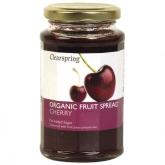 Marmellata di ciliegie Clearspring, 290 g