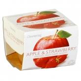 Purea di mela e fragola Clearspring, 200 g