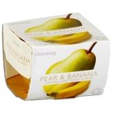 Purea di pera e banana Clearspring, 200 g