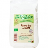 Farina di miglio senza glutine Ma vie sans gluten, 500 g