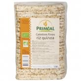 Gallette fine di riso e quinoa Primeal, 130 g